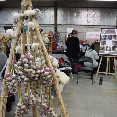 garlic bouquet tree